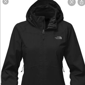 New Woman's North Face Jacket/Coat